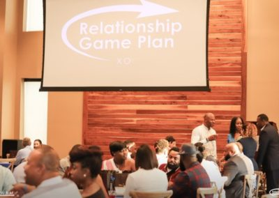 Relationship Game Plan Stage Background
